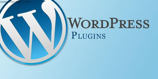Beginners WordPress Plugins