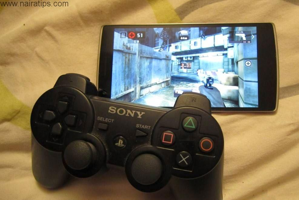 How To Connect Six Axis Ps3 Controller To Android Without