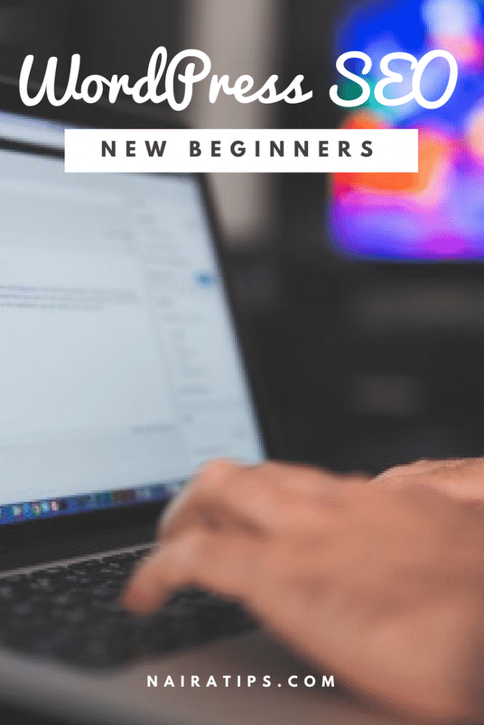 wordpress seo for new beginners