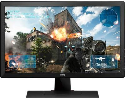 I have upgraded to the BenQ RL2455HM. The best e-Sport competitive gaming monitor in the market.