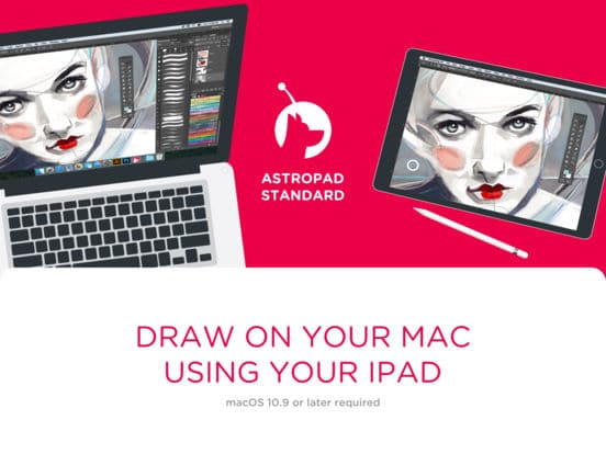Astropad: One of the best iPad Drawing Tablet App in 2019