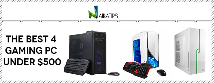 Best Gaming Computer 2020.3 Best Gaming Pc Under 500 Dollars To Play Games In 2020