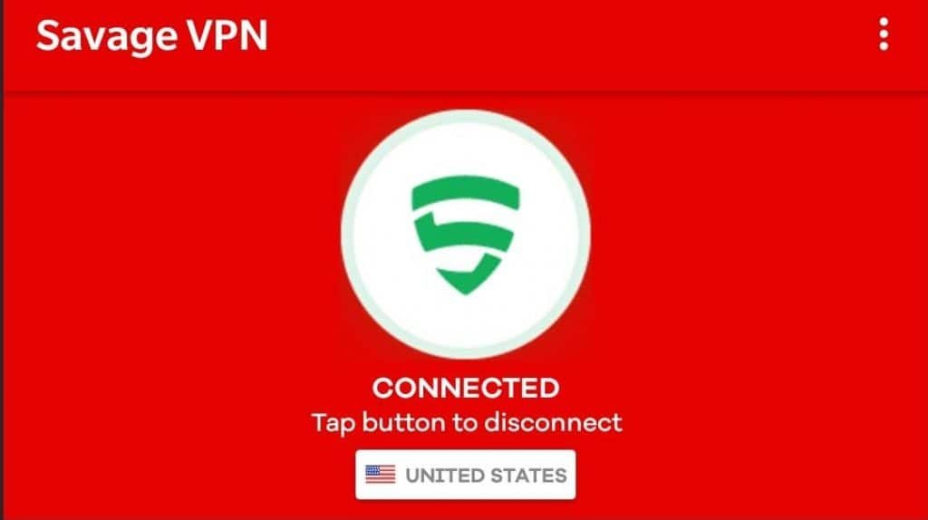 connect savage vpn
