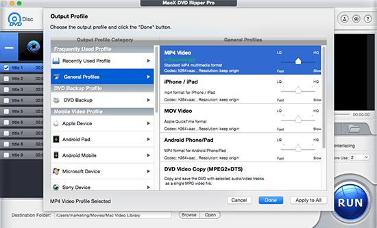 Best Alternative to Handbrake for Mac