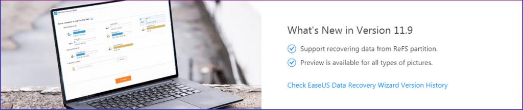 easeus review 11.9