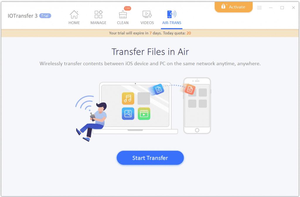 iotransfer ipad transfer files