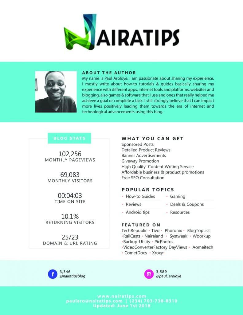 Nairatips Media Kit 1