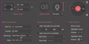 joyoshare screen recorder for windows