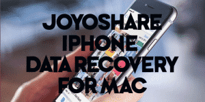 joyoshare iphone data recover