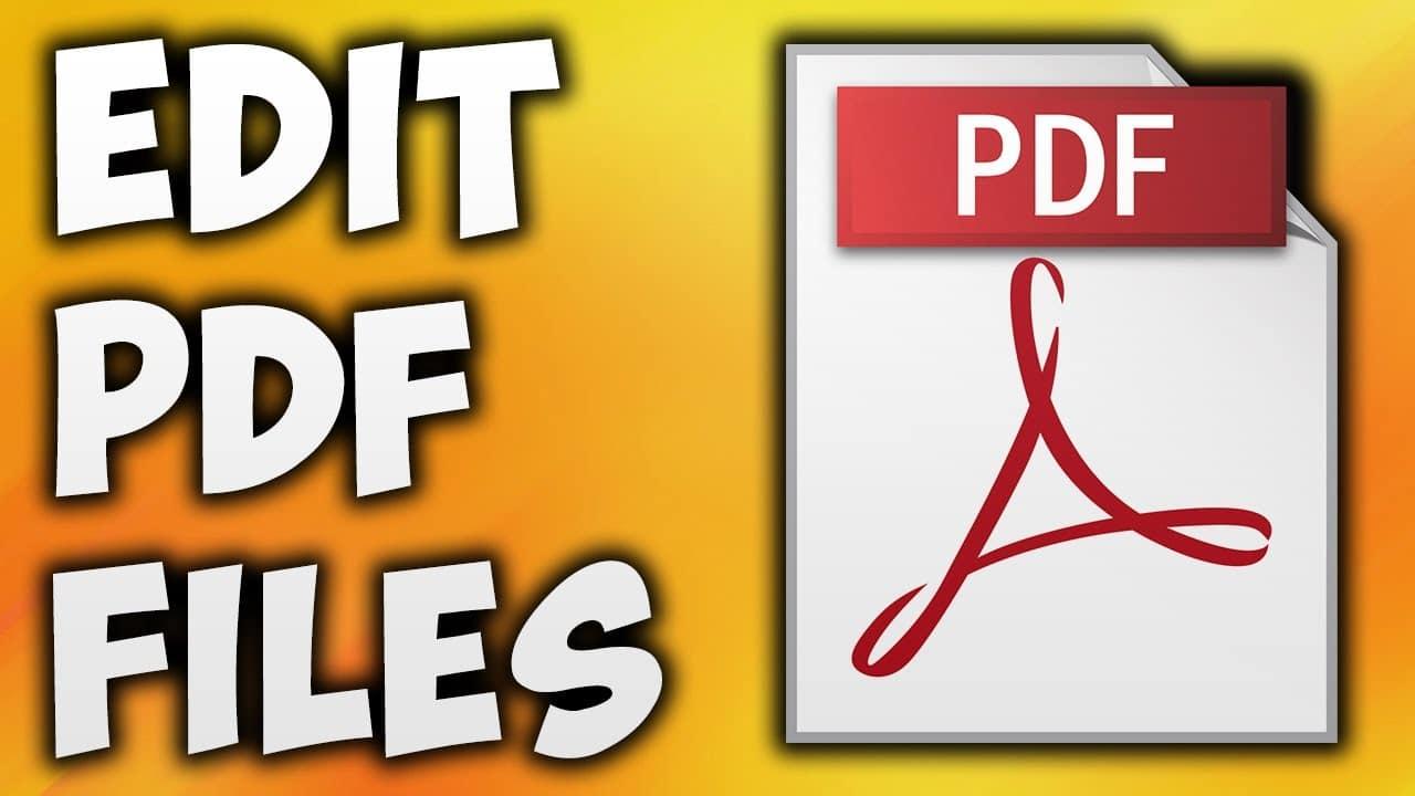edit create pdf