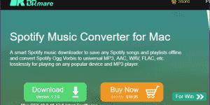 DRMare Spotify Music Converter mac