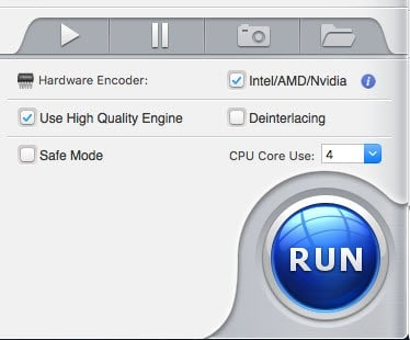 MacX DVD Ripper Pro high quality engine
