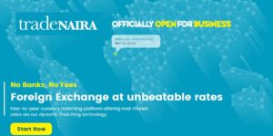 tradenaira foreign currency exchange