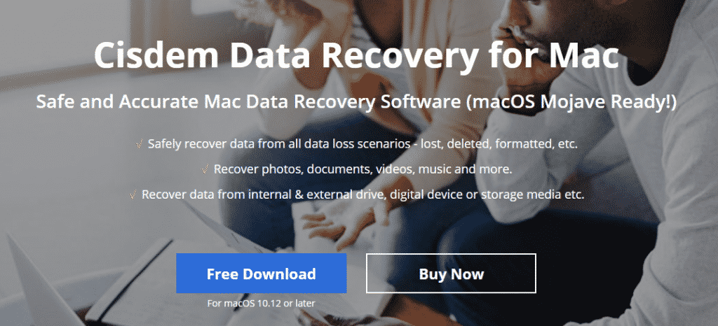 cidem data recovery mac