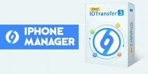 iotransfer 3 iphone manager