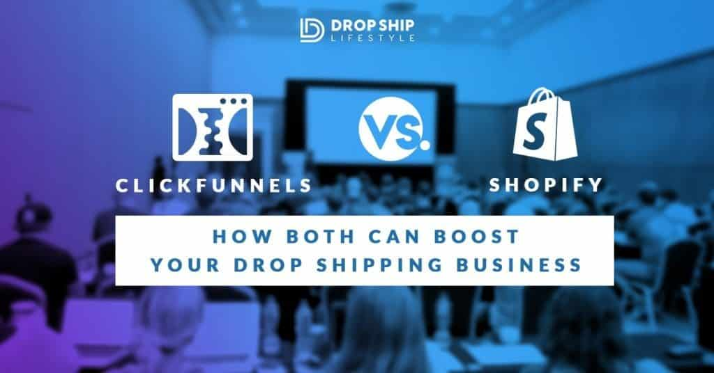 Clickfunnels vs. Shopify