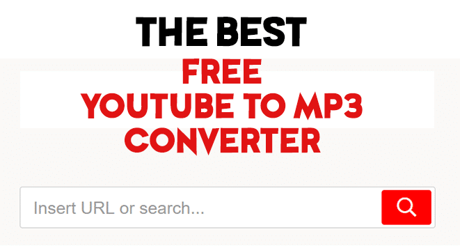 The Best Free YouTube to MP3 Converter today