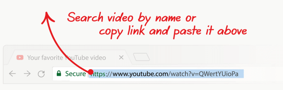 download youtube video easily