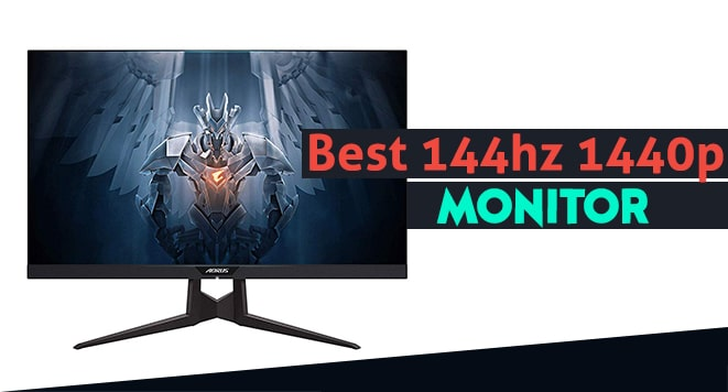 best 144hz 1440p monitor