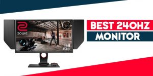 best 240hz monitor
