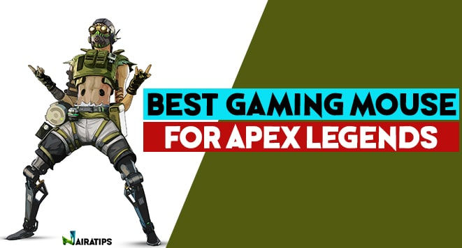 best gaming mouse for apex legends