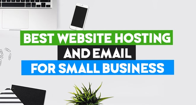 best web hosting and email for small business