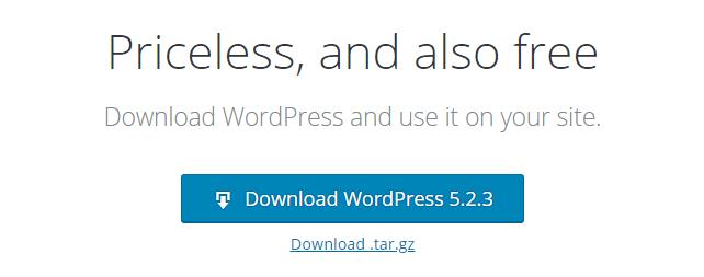 download wordpress best blogging platform to make money