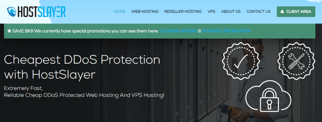 hostslayer website hosting for blogs