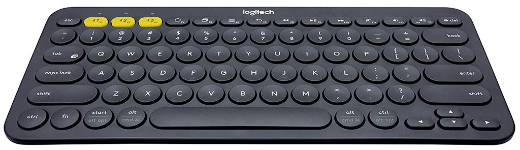 logitech k380 bluetooth