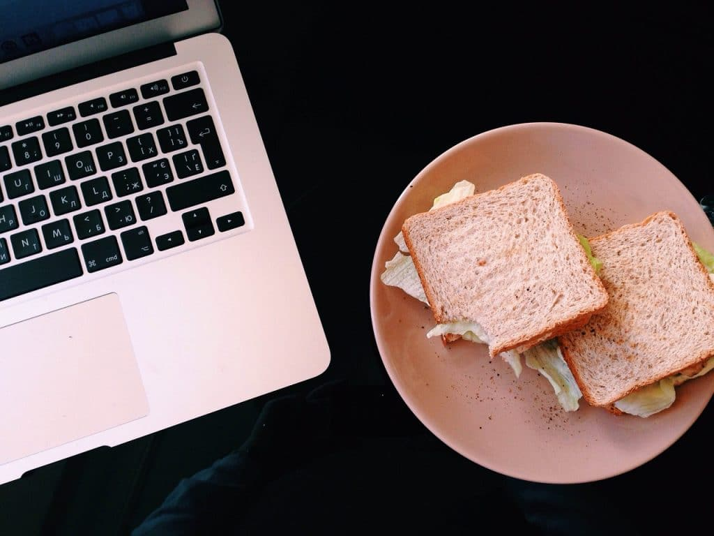 how to start a food blog and make money blogging