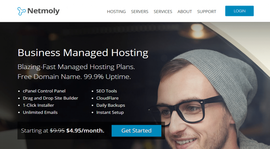 netmoly business managed hosting
