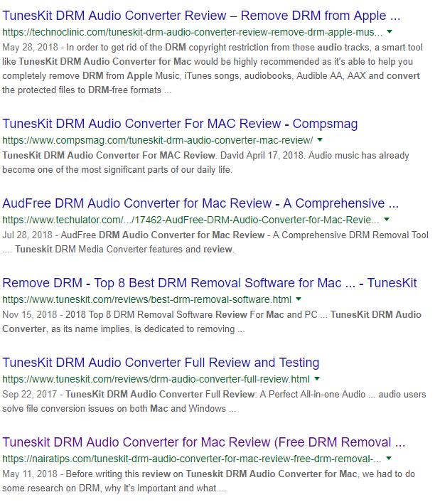tuneskit google search