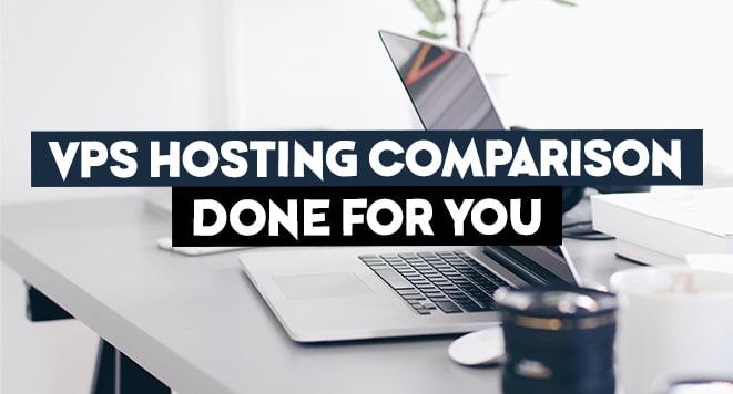 VPS Hosting Comparison