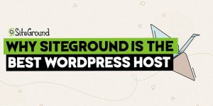 siteground best wordpress hosting