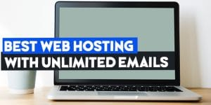 best web hosting with email