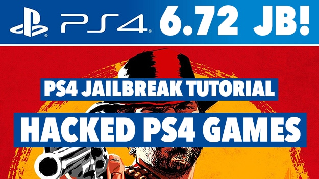 PS4 6.72 jailbreak exploit