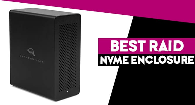 best raid nvme enclosure