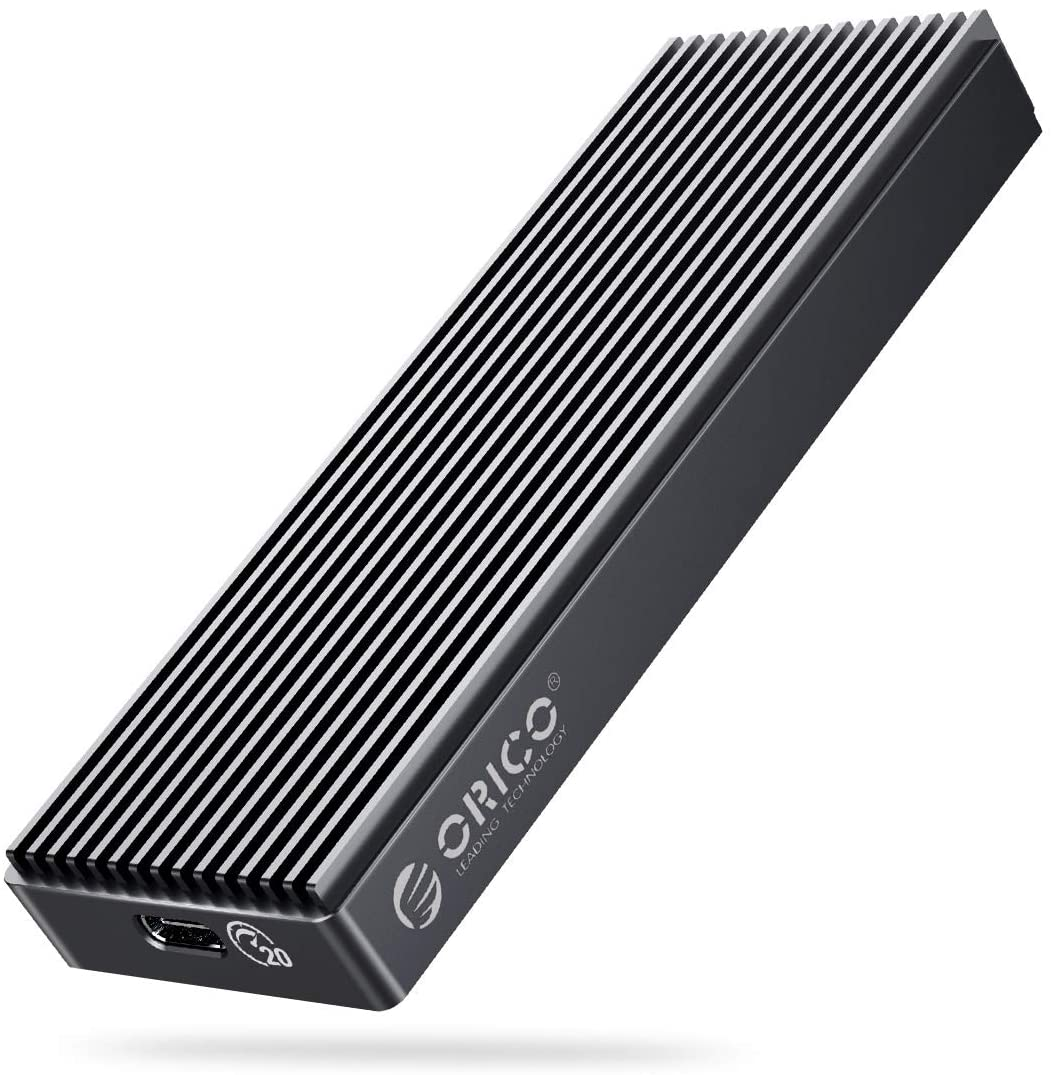 orico 20gbps m2 nvme ssd enclosure