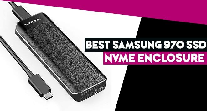 Samsung 970 ssd nvme enclosure