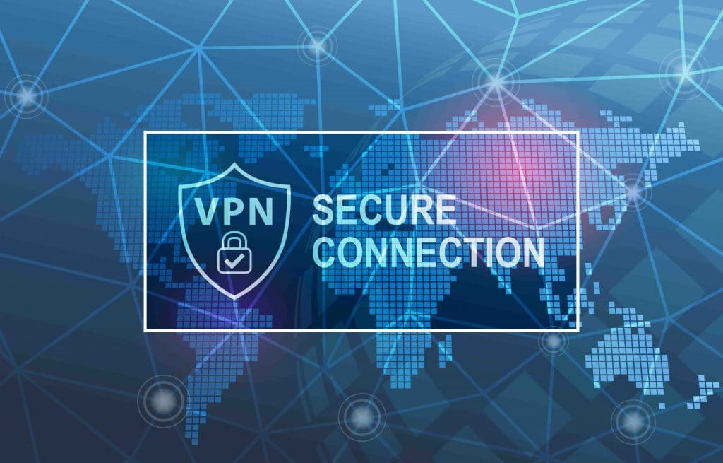 secured vpn connection