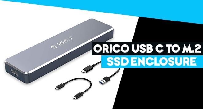 ORICO Aluminum M.2 NVMe SSD