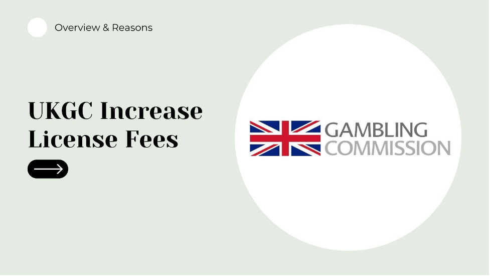 UKGC Increased Licence Fees