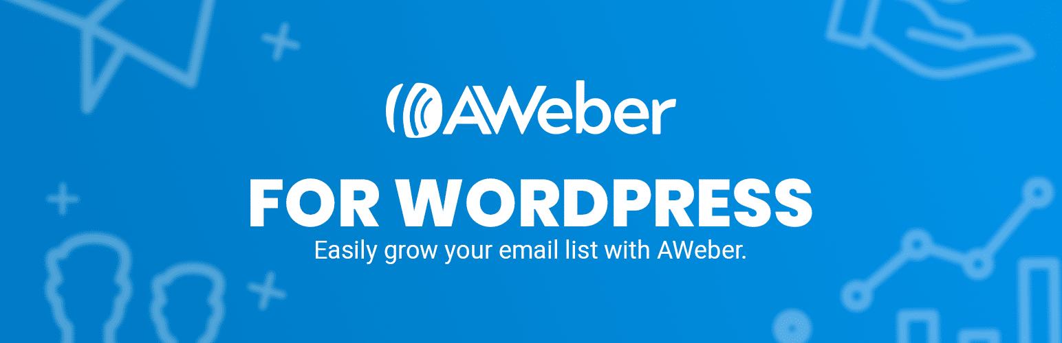 aweber for WordPress