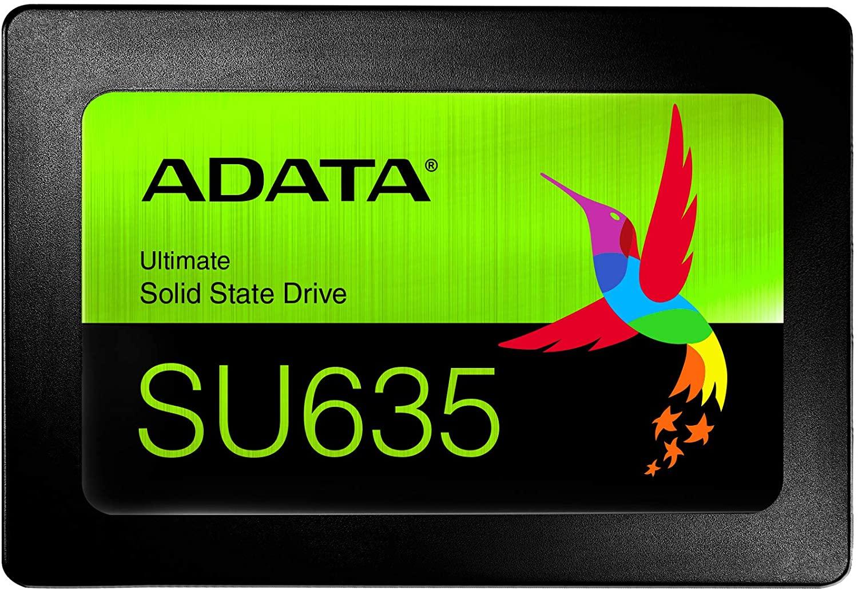 Adata SU635 SSD review