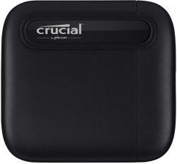 Crucial X6 2TB SSD