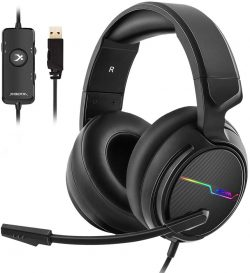 Jeeco Xiberia USB Pro Gaming Headset